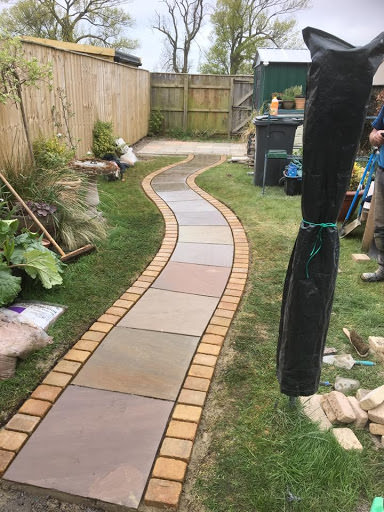 Patios and Block Paving