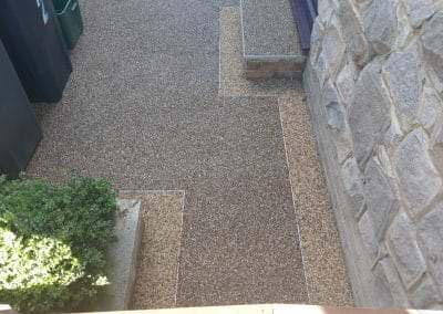 Langley Park Resin Bound Project