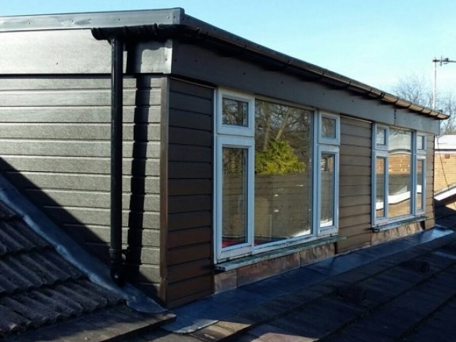 Durham Firestone Epdm Rubber Warm Flat Roof Conversion