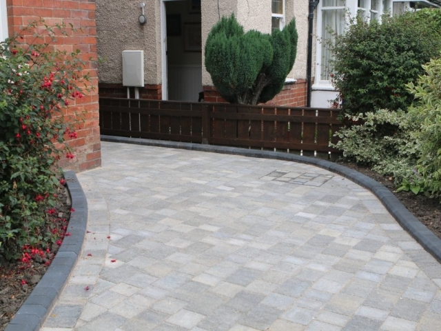 Gosforth Marshall Tegula Block Paving Project Lord Roofing