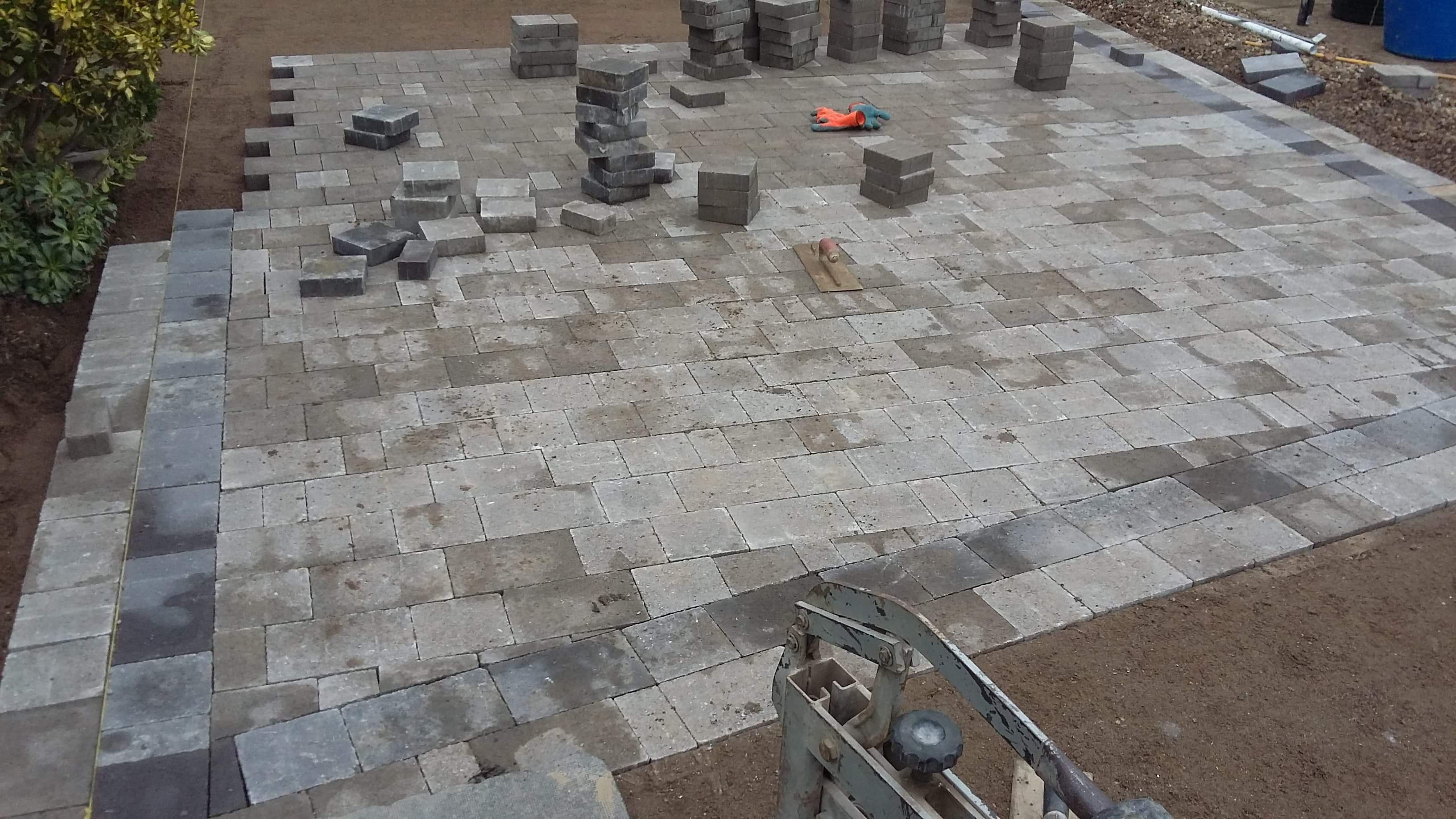 Yarm Marshall Argent Block Paving Project Lord Roofing