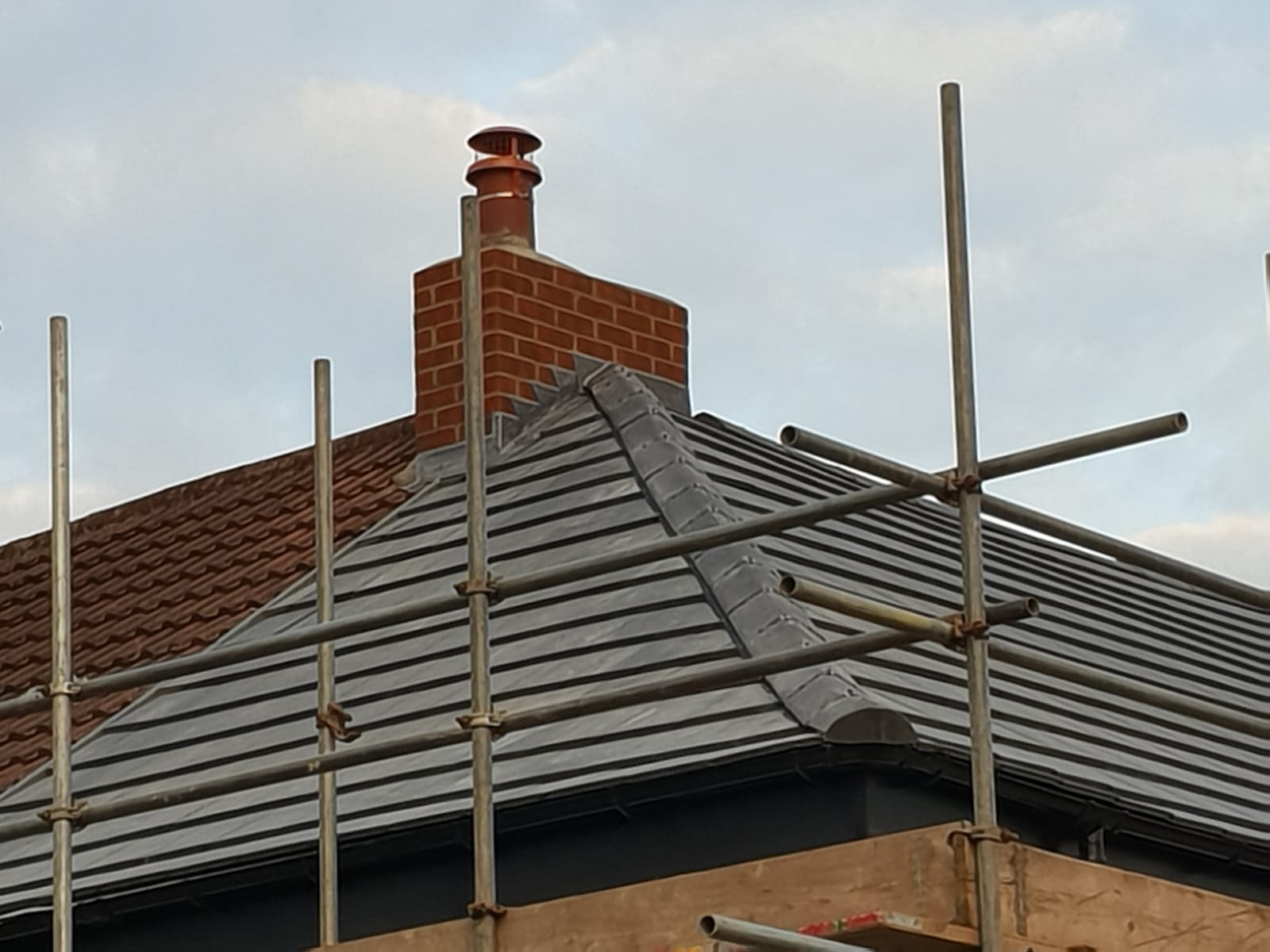 Heighington Premium Grade Crest Planum Re Roof Fascia And