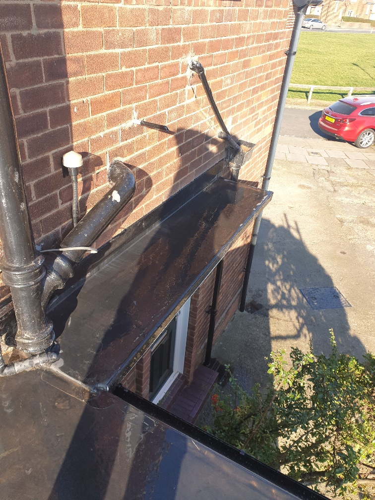 Darlington Firestone Epdm Rubber Flat Roof And Bespoke
