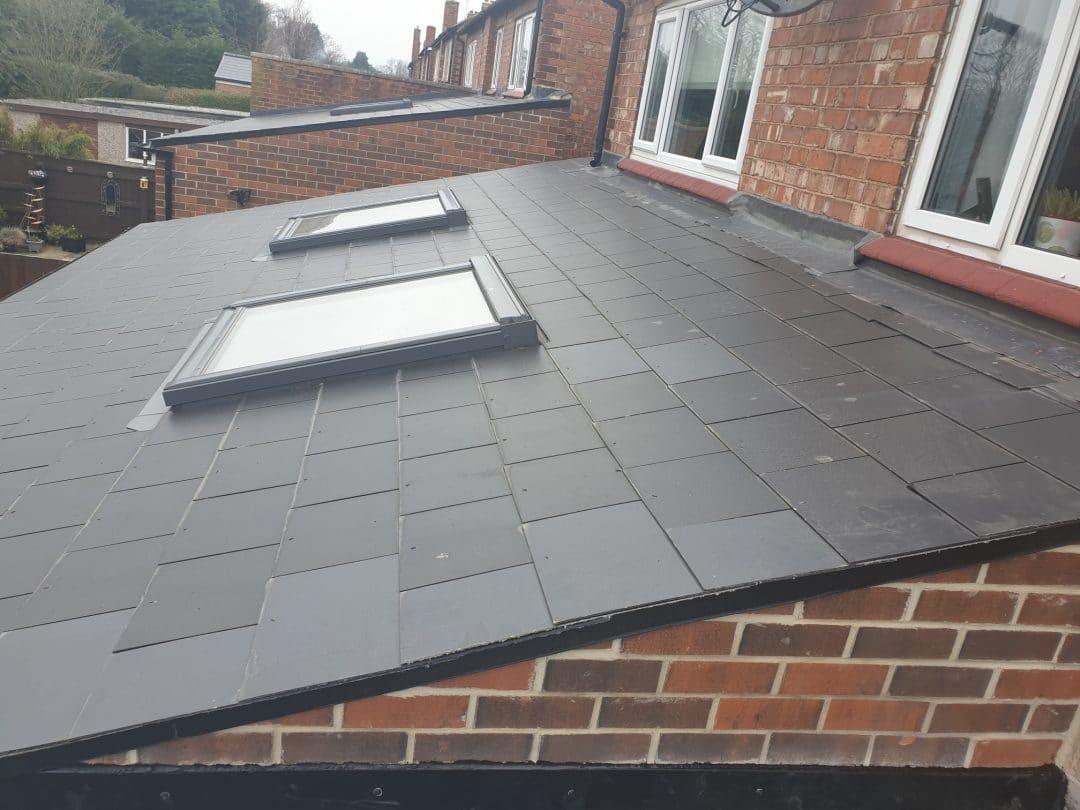 Darlington Firestone Epdm Rubber Flat Roof Project Lord