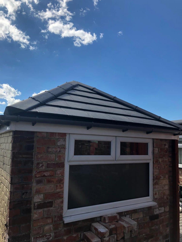 Middlesbrough Forticrete Sl8 Lightweight Concrete Tiled