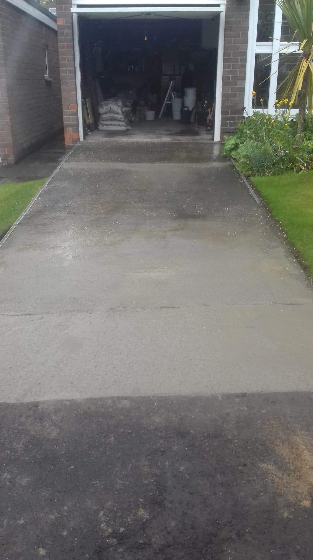 Sunderland Summer Beach Resin Bound Driveway Project